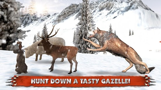 Wolf Simulator Extreme- screenshot thumbnail