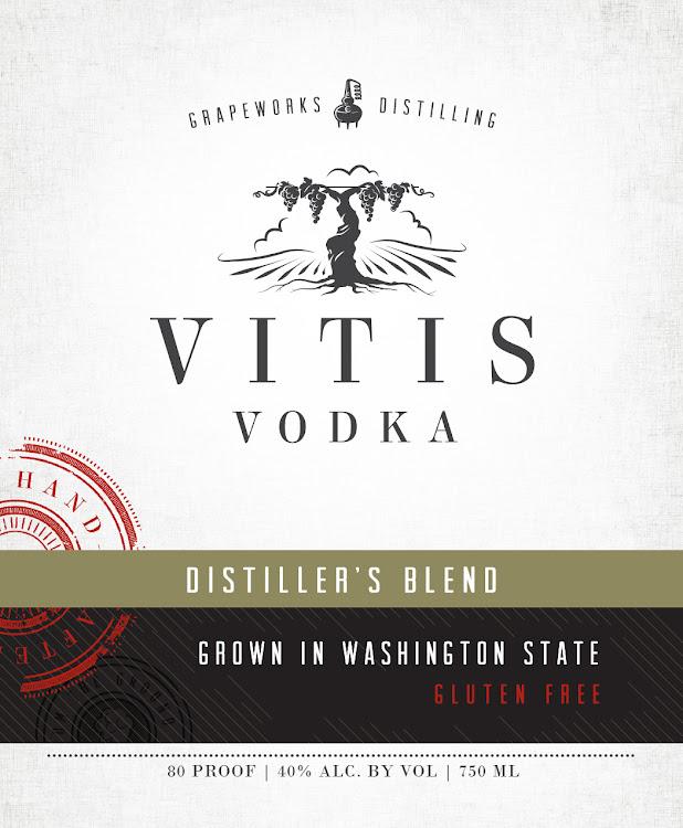 Logo for Vitis Distiller's Blend