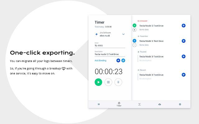 Worklog Tracker - Chrome Web Store