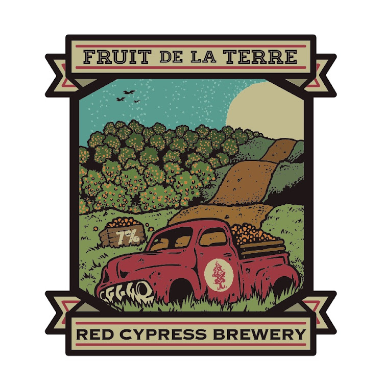 Logo of Red Cypress Fruit De La Terre