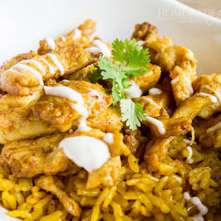 Turmeric Rice Chicken Recipes