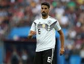 Khedira retourne en Allemagne