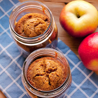 Mason Jar Pumpkin Bread.