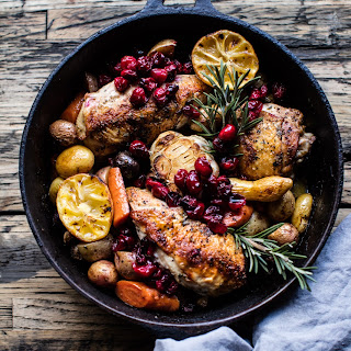 Roasted Cranberry Chicken Recipes