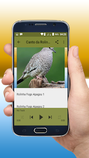 Canto da Rolinha Fogo Apagou New Offline - náhled