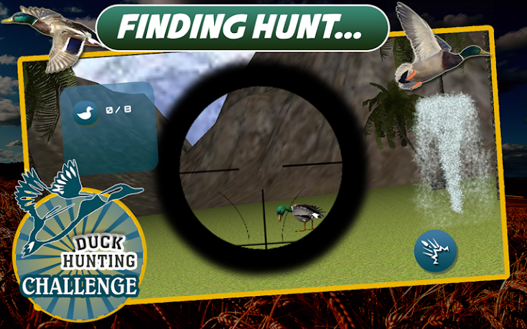 android Duck Hunting Challenge Screenshot 4