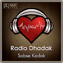 Radio Dhadak- First Online Radio of Nimar, MP icon