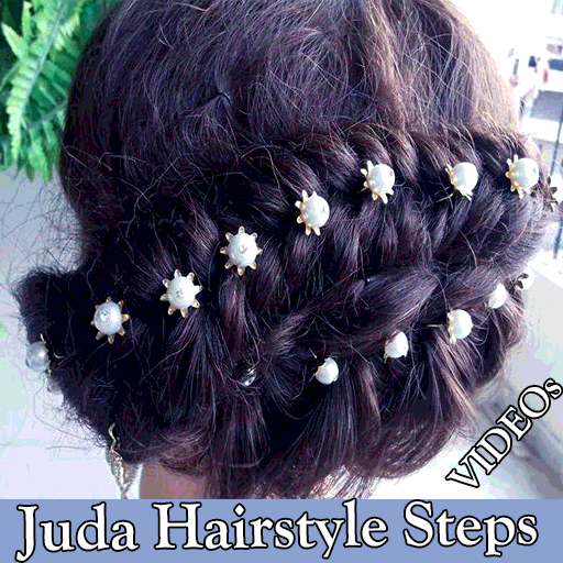 Juda Hairstyle Step By Step App Videos Guide Apps On Google Play