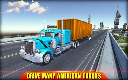 Heavy truck simulator USA 1.3.6 screenshots 11