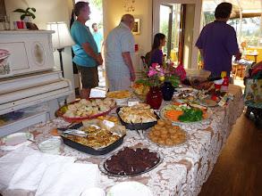 Photo: Open House snacks