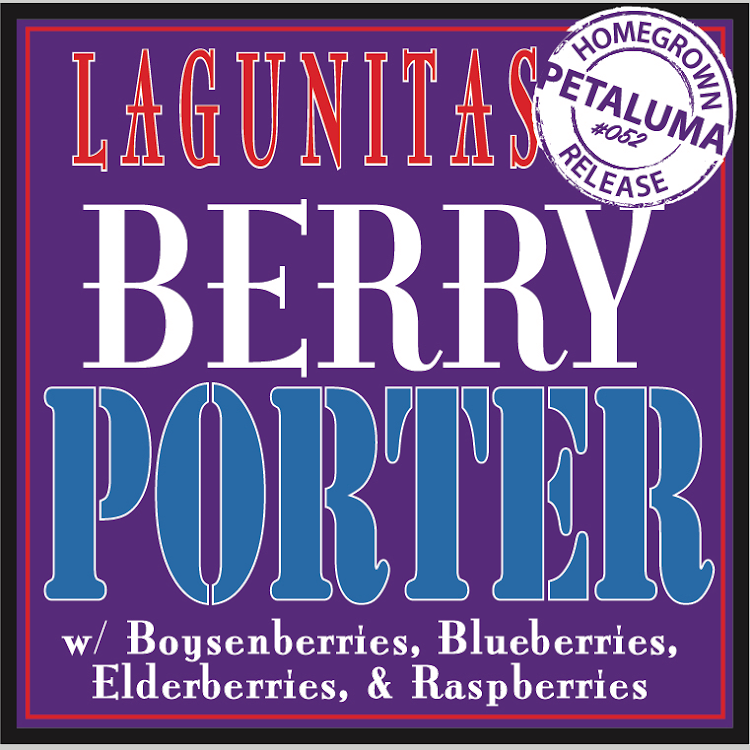 Logo of Lagunitas Berry Porter