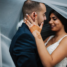 Wedding photographer Ahmed chawki Lemnaouer (Cheggy). Photo of 06.10.2017