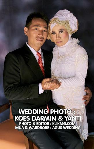 Wedding Yanti Koes Darmin