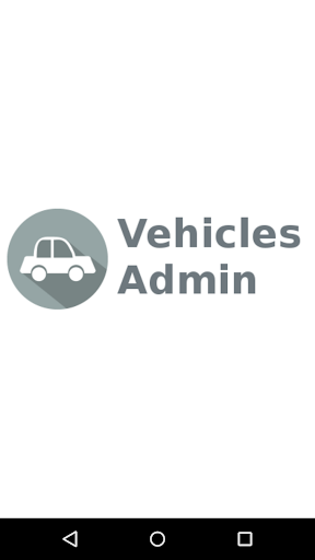 Vehicles Admin