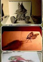 3D Drawing Art Design - screenshot thumbnail 05