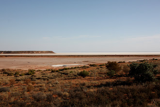 Photo: Year 2 Day 221 - One of the Great Artesian Lakes