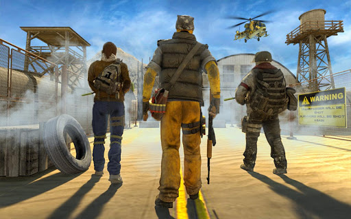 Modern Counter Survival Battleground Battle Royale cheat screenshots 1