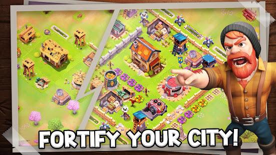 Survival City – Zombie Base Build and Defend 1