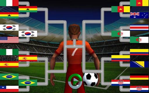 體育競技必備APP下載|Soccer World 2014 好玩app不花錢|綠色工廠好玩App
