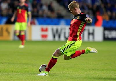 Kevin De Bruyne dévoile son but et son assist favoris