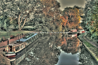 Photo: Bridgewater canal, Preston Brook