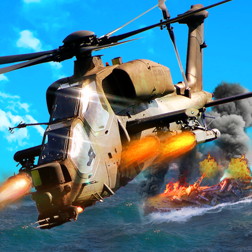 Gunship Helicopter Air Strike - 3D Battle file APK Free for PC, smart TV Download