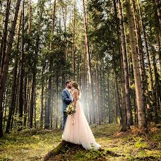 Wedding photographer Petr Hrubes (harymarwell). Photo of 02.09.2018