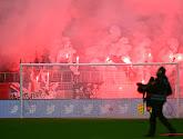 L'Antwerp connait sa sanction suite aux incidents du match face à Francfort