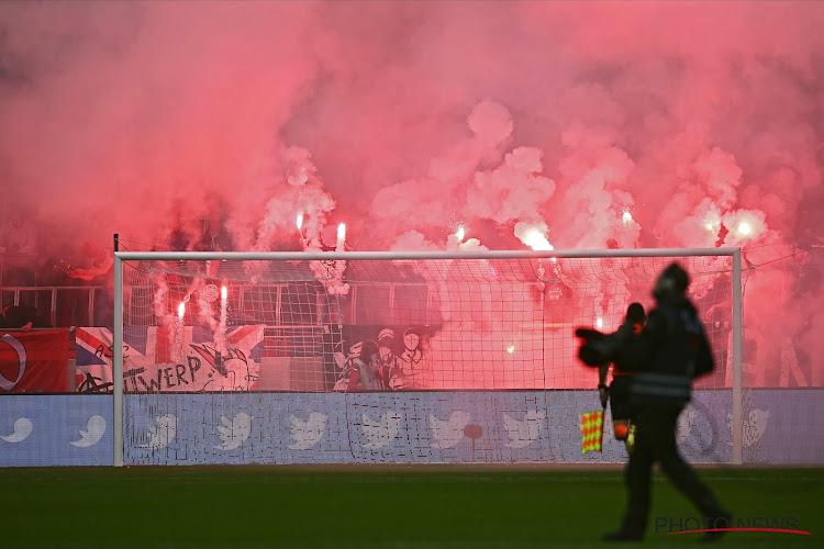 🎥 Les Anversois en nombre au Kehrweg, et ils se font entendre