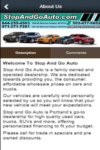 Stop and Go Auto|玩商業App免費|玩APPs