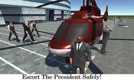 Americký prezident Escort - náhled