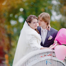 Wedding photographer Oleg Averyanov (AkvarelStyle). Photo of 29.01.2013