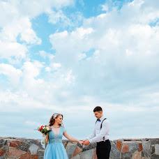 Wedding photographer Ksyusha Khovard (ksushahoward). Photo of 17.05.2016