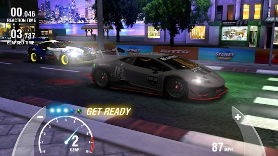 Racing Rivals- screenshot thumbnail