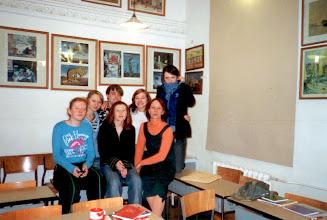 Photo: grupa tkacka 5A , 2005 r.