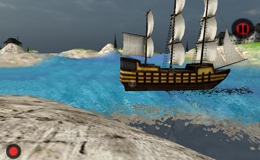 Easy Pirate Ship 3D Simulator