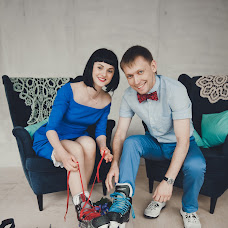 Wedding photographer Irina Kaysina (Kaysina). Photo of 01.07.2016