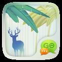 GO SMS PRO THE JUNGLE THEME icon