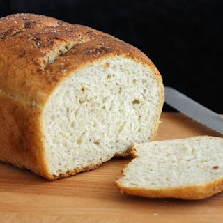 Spicy Herb & Garlic Bread