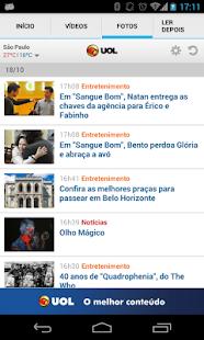 UOL - screenshot thumbnail