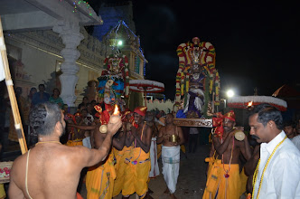 Photo: Hanumantha Vahana Seva (3rd Bramhothsavam - Divya Saketham - 2012 Apr 29 to May 5)