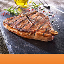 Abbildung Kalbs T-Bone Steak