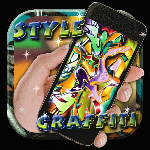 Graffiti Youth Style Wallpaper