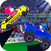 Pixel Drive: Car Fight Arena