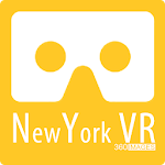 New York VR - Google Cardboard Icon
