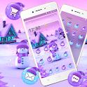 Snowman Winter Christmas Theme ⛄ icon