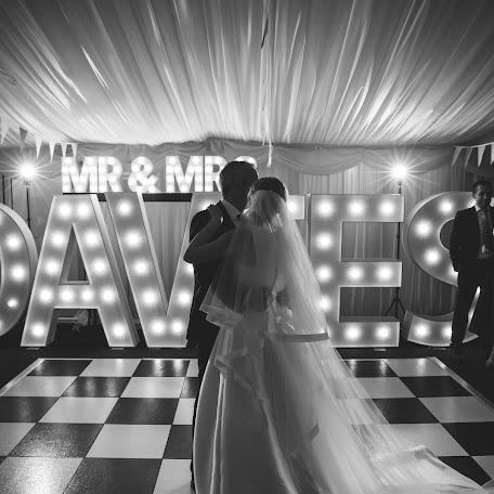 Wedding photographer Darren Thomas (DarrenThomas). Photo of 25.10.2017
