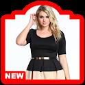 Plus Size Dress Design Ideas icon