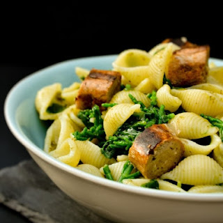 Pasta With Spinach And Sausage Recipes