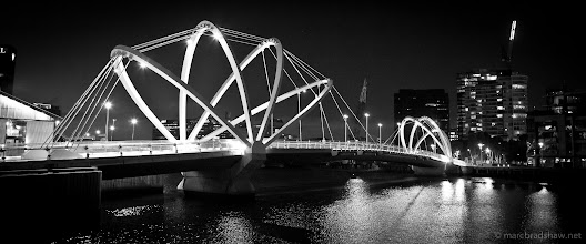 Photo: Bridge in Black and White